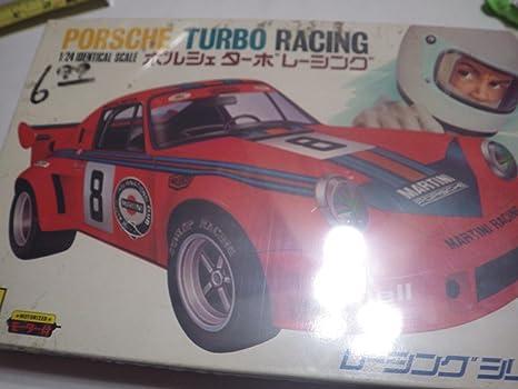 Otaki (Japan) Porsche Turbo RSR (Martini) Plastic Kit/Electric 1: