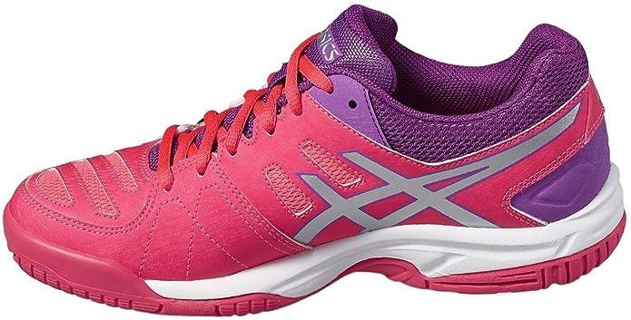 Asics Gel-Padel Pro 3 GS, Zapatillas de Tenis, Diva Pink: Amazon.es: Zapatos y complementos