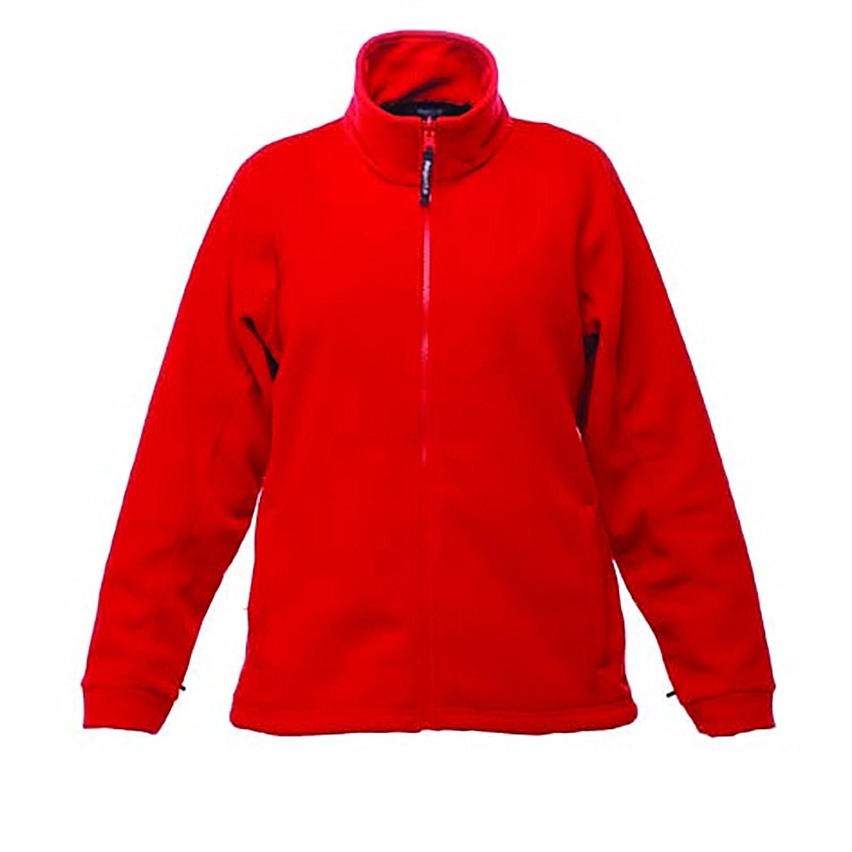 Red 3X-Large Regatta TRF532   42D95  Thor III 42D Fleece