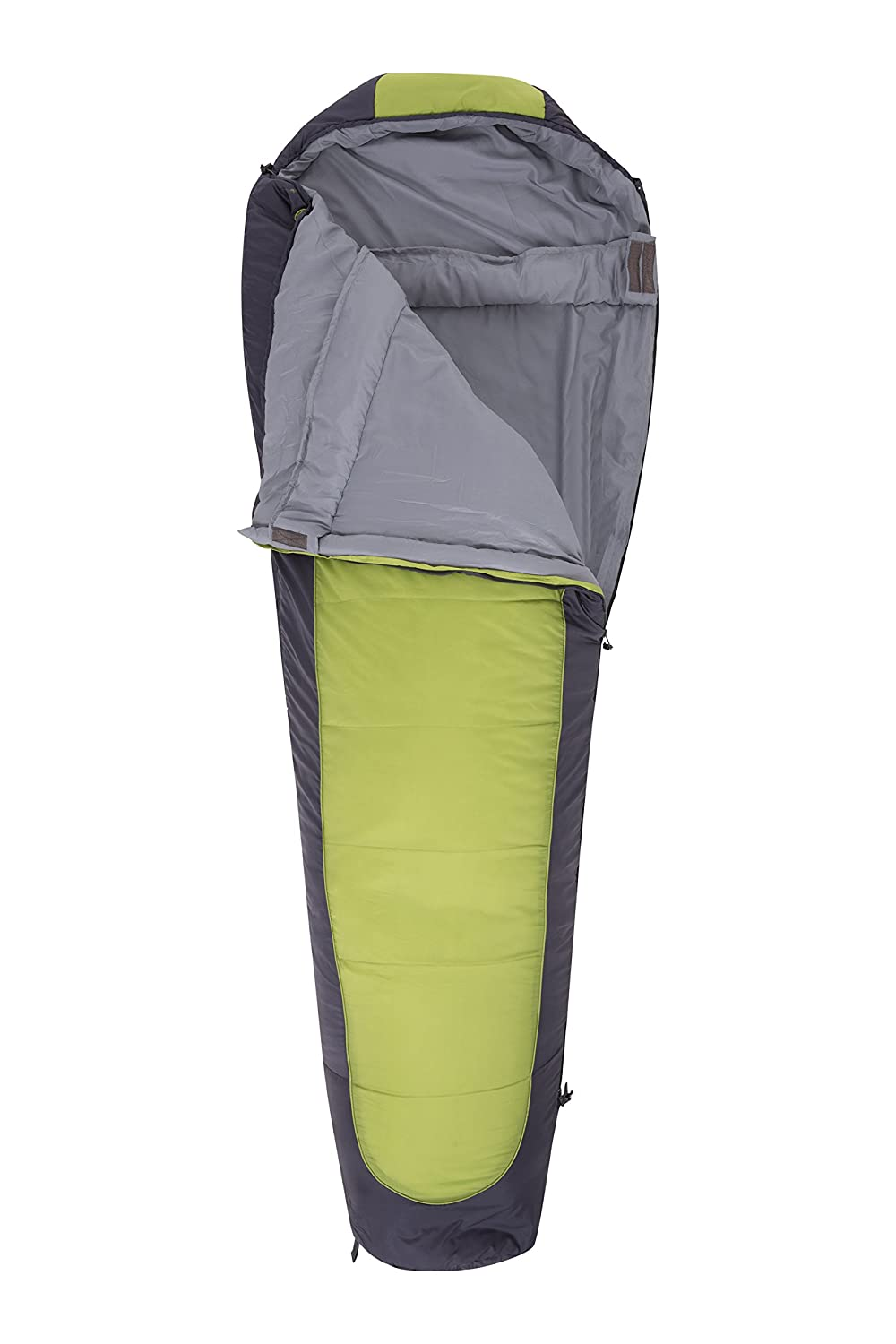 Mountain Warehouse Saco de dormir Microlite 950: Amazon.es: Deportes y aire libre