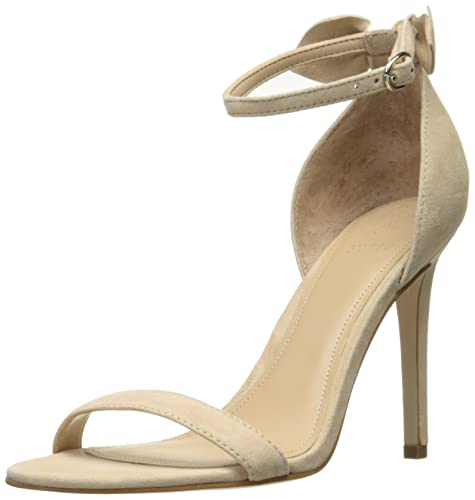 57d5d31a9a5 GUESS Women s Philia Heeled Sandal  Amazon.co.uk  Shoes   Bags