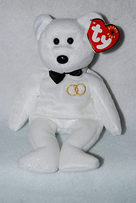 Image Unavailable. Image not available for. Color  TY BEANIE Baby MR. the  GROOM Bear 220de0f01db6