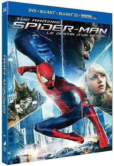The Amazing Spider-Man  le destin d'un Héros  [2014 - 1080p - x264- TRUEFRENCH- NoTag]