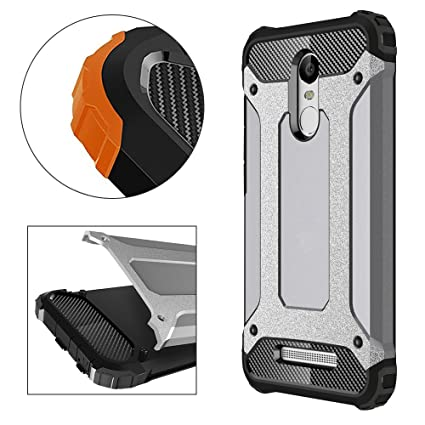 Funda Xiaomi Redmi Note 3 , MoEvn Proteccion Fundas Redmi Note 3 Pro , Redmi Note 3 Case Cover Slim Anti Skid Anti Rasguño , Carcasa A Prueba de Polvo ...