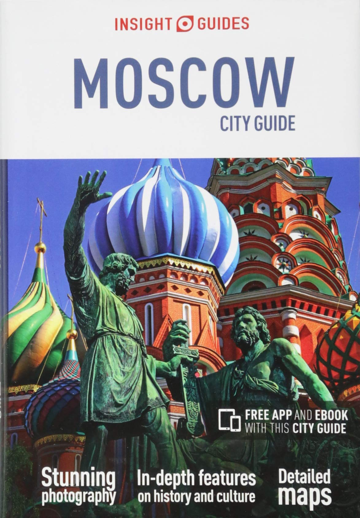Insight Guides City Guide Moscow  Insight City Guide