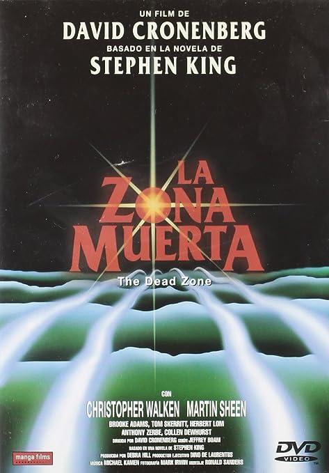 La zona muerta [DVD]: Amazon.es: Christopher Walken, Tom Skerrit ...