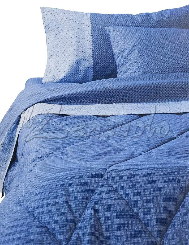 Bassetti Lenzuola Matrimoniali Completo Dreamin Cotone Bloth Azzurro Tessili Per La Casa Casa E Cucina Investbud Brzeg Pl