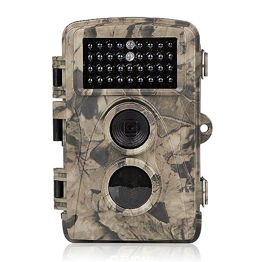 73 opinioni per Distianert Fotocamera caccia Fotocamera da Rilevazione 12MP 720P con Visione