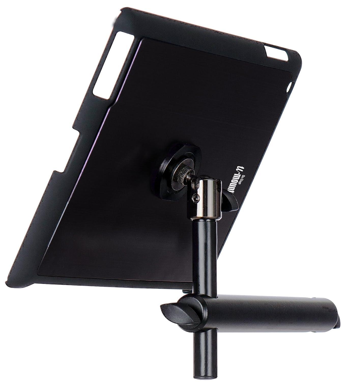 割引価格 OnStageStands ブラック TCM9160B TCM9160B ブラック テーブルマウントスタンド iPad用 オンステージスタンド OnStageStands B00IJQLX4Y, アクオリー:de6b3b45 --- domaska.lt