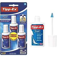 Tipp-Ex Blíster de 3 botes de típex corrector