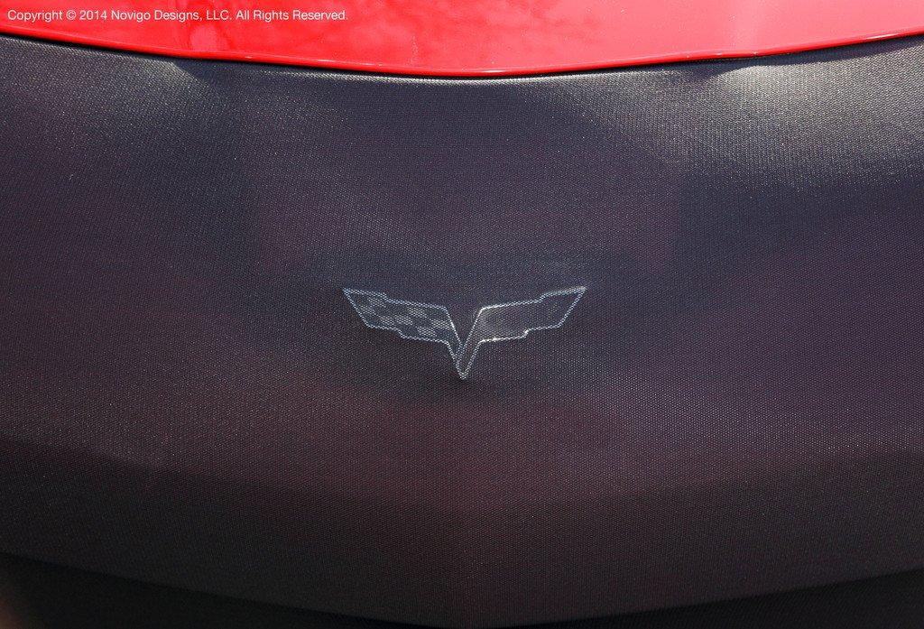 will not fit the GS ZO6 or ZR1 C6 Corvette C6 Corvette Base Coupe Convertible NoviStretch Front Bra High Tech Stretch Mask Fits C6 2005 through 2013 Corvette Base Coupe or Convertible