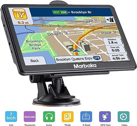Amazon.com: [Versión actualizada 2019] Navegación GPS para ...