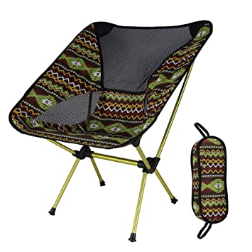 ZXT En Plein Air Portable Chaise Pliante Siège Pliant