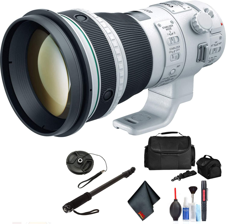 Canon EF 400mm F/4 Do is Ii USM Lens for Canon 6D, 5D Mark IV, 5D Mark III, 5D Mark II, 6D Mark II, 5Dsr, 5Ds, 1Dx, 1Dx