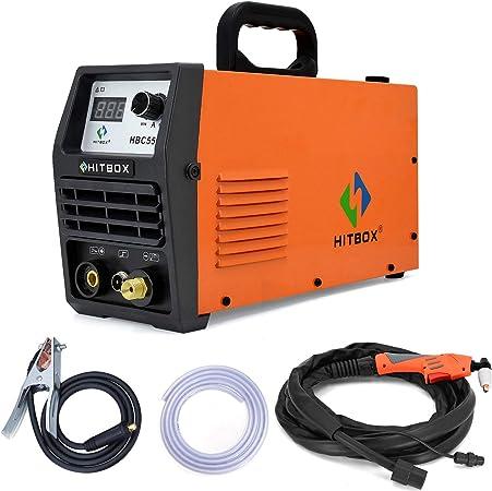 Plasma Cutter 40A 220V Electric DC Inverter Air