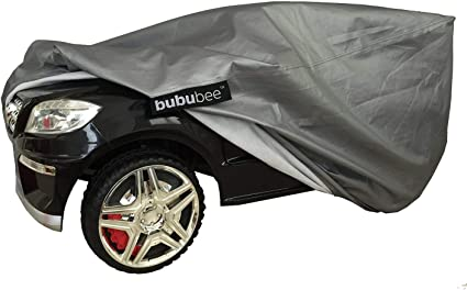 amazon com bububee large children s ride on toy car cover uv rain snow water resistant protection for electric power wheels toys games bububee large children s ride on toy car cover uv rain snow water resistant protection for electric power wheels