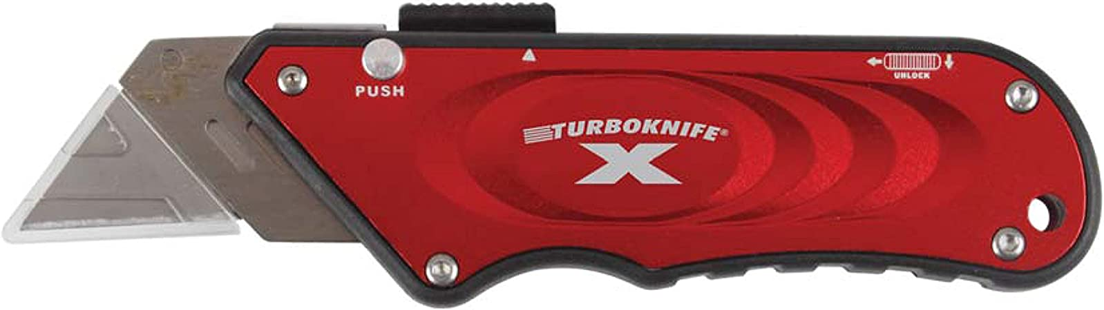 Olympia Tools 33-132 Turboknife by Red