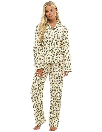 f1102b3122 CityComfort Ladies Comfy Pyjamas Women Soft Fleece Lounge Wear ...