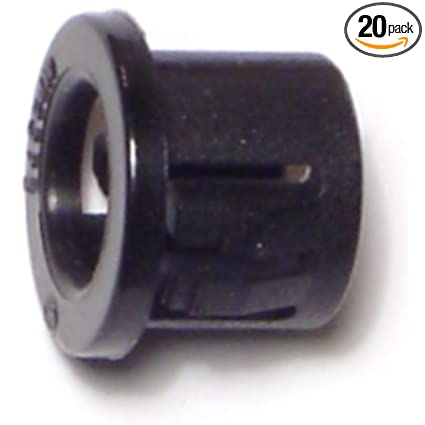 3//4 ID 7//8 Hole Piece-15 Hard-to-Find Fastener 014973170455 Snap Bushings