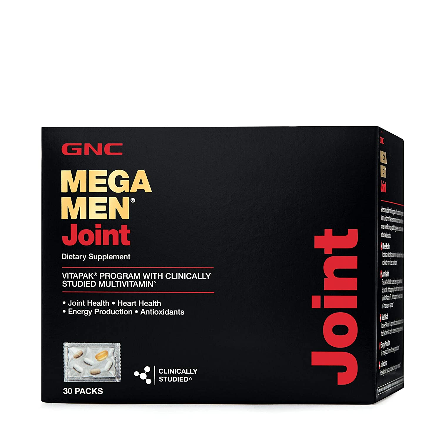 GNC Mega Men Joint Vitapak Program 30 pks