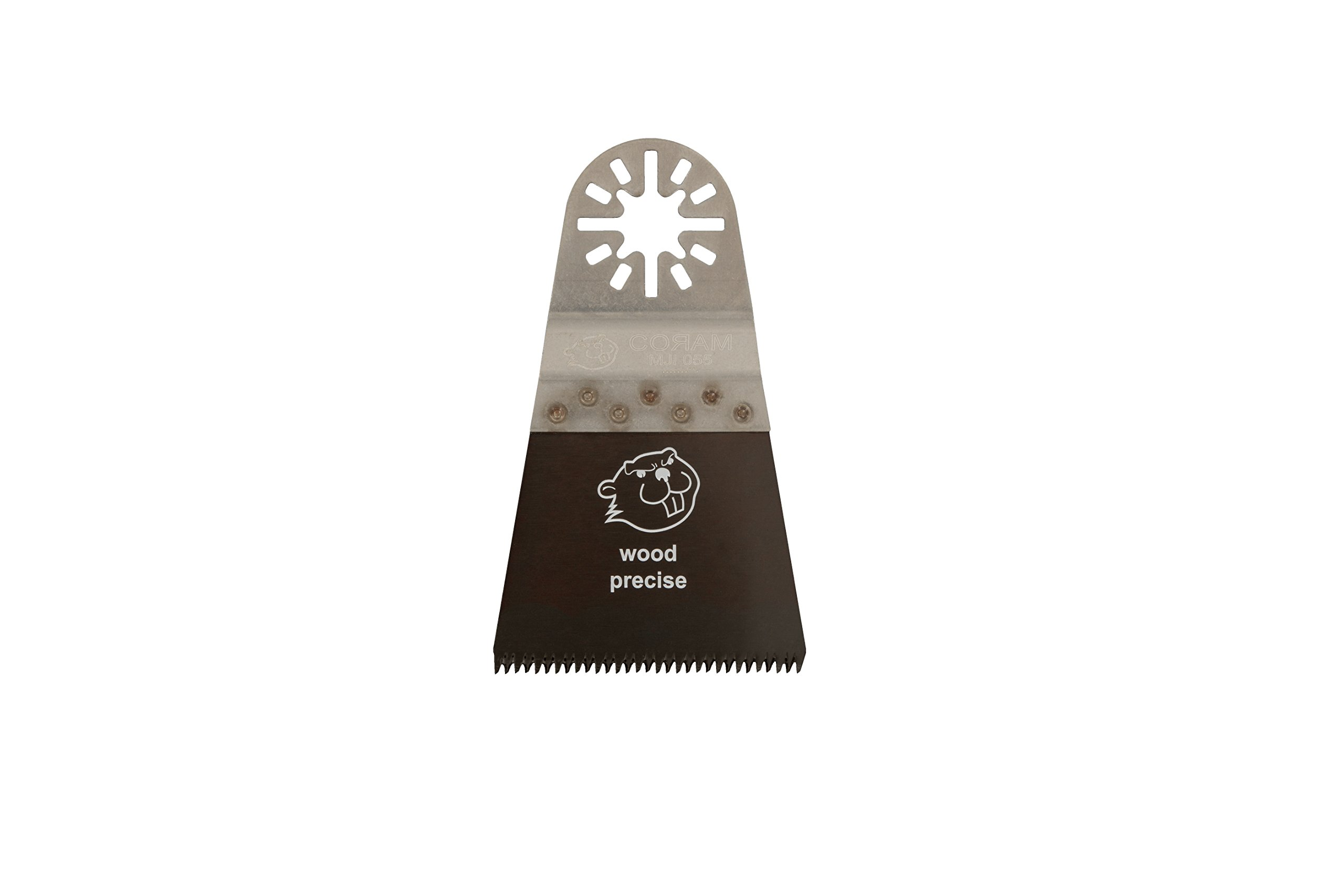 Coram Tools MJI 065 10 2-9/16'' Japanese Tooth Fine Wood Blade (10 Pack)