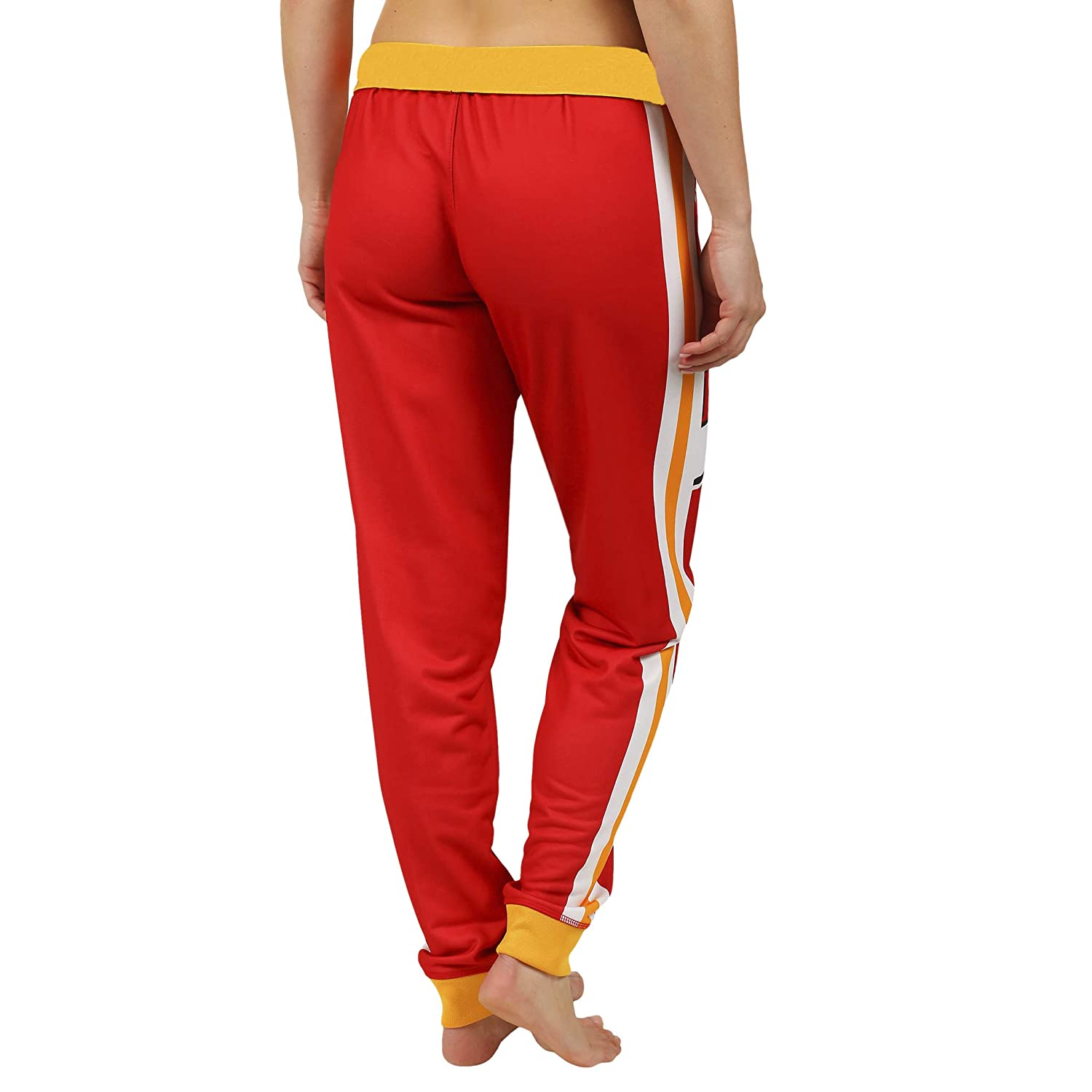 Womens Large Kansas City Chiefs Polyfleece Jogger Pant