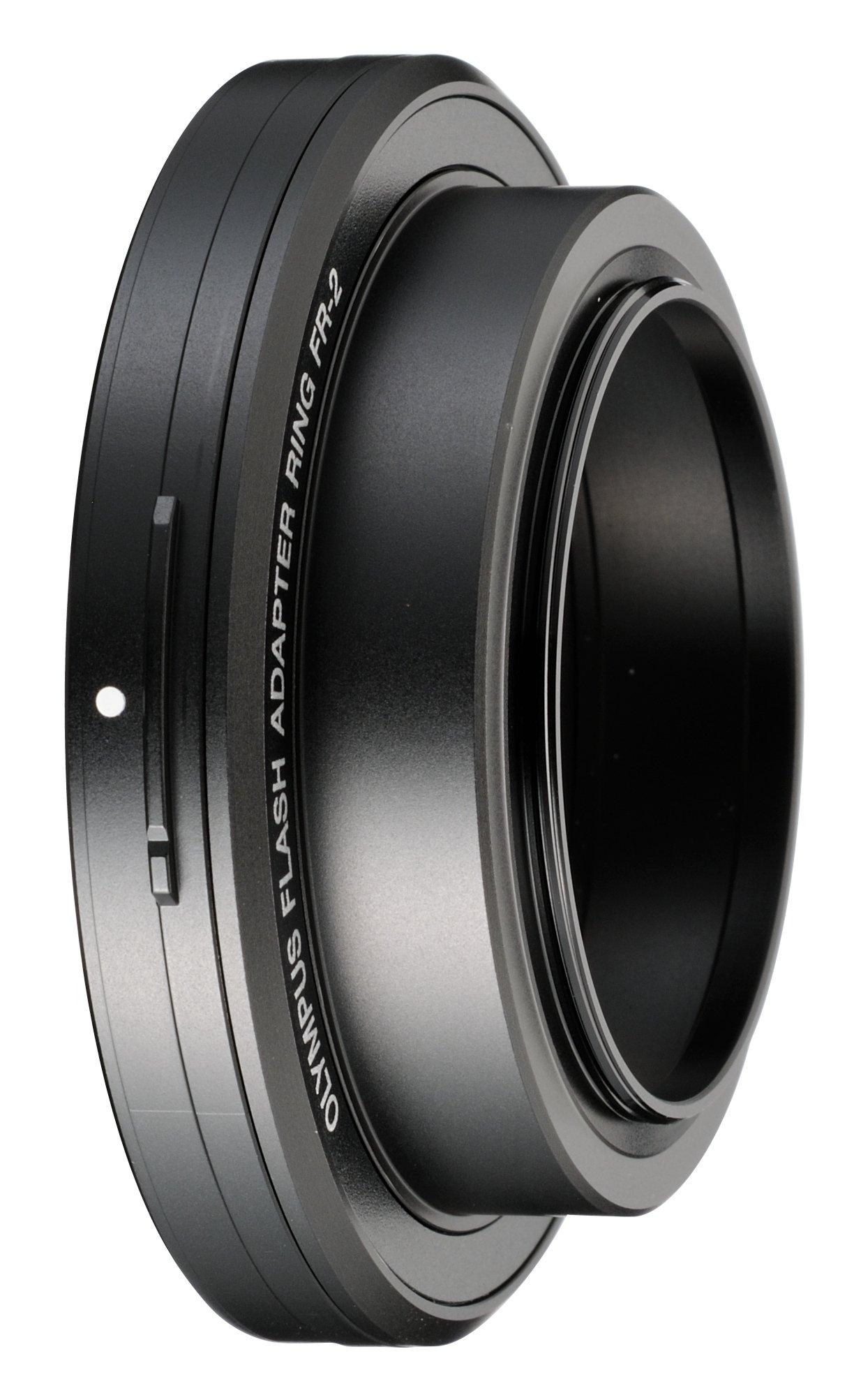 Olympus FR-2 Flash Adapter Ring for Macro Flash System