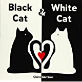 Black Cat & White Cat: A High Contrast Sensory Board Book About Opposites For Newborns and Babies