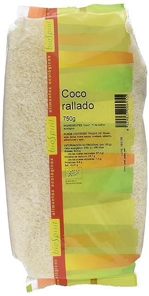 Biospirit Coco Rallado de Cultivo Ecológico - 750 gr