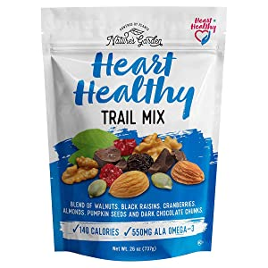Nature's Garden Heart Healthy Trail Mix - 26 oz (Pack of 1)