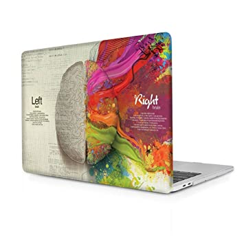 Funda MacBook Air 13, TwoL Plástico Funda Dura Carcasa para MacBook Air 13,3 Pulgadas (A1466/A1369),
