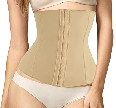 9b036f1dfac10 Perfect Waist Firm Compression Waist Trainer Corset for Weight Loss Body  Shaper