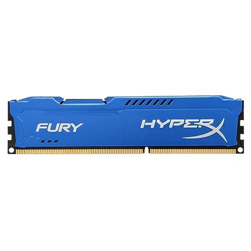 HyperX HX316C10F 8 Memoria RAM de 8 GB 1600 MHz DDR3 Non ECC CL10 DIMM Color Azul
