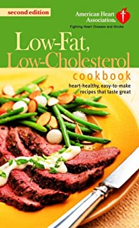 American heart association low fat low cholesterol cookbook 4th the american heart association low fat low cholesterol cookbook delicious recipes to forumfinder Choice Image