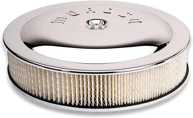 Moroso 65911 Chrome Air Filter