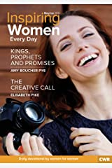 Inspiring Women Every Day May-June 2019: Kings, Prophets and Promises & The Creative Call Kindle Edition