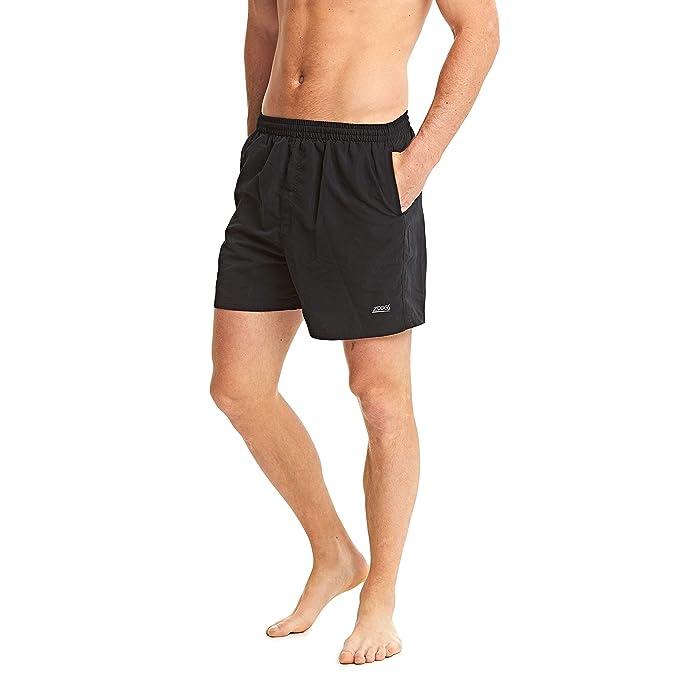 "Durafeel Fabric 17/"" Leg Colour Choice Zoggs Men/'s Muriwai Swimming Shorts ."