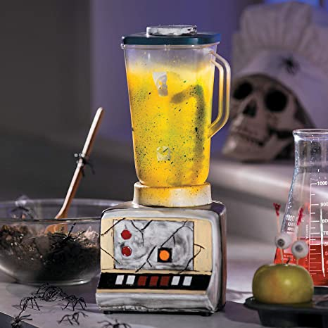 Creepy Bug Blender Animated Halloween Decorations