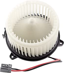 BOXI HVAC Blower Motor Fan Assembly for 2012-2015 Buick Verano / 2014-2016 Cadillac ELR / 2011-2015 Chevrolet Volt (Replace 15-81787 22954786 22765358)