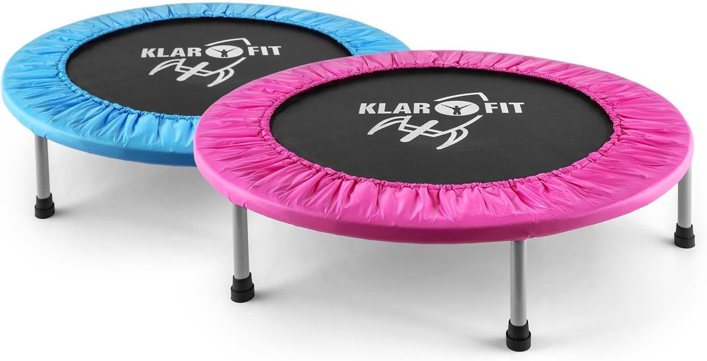 Klarfit Rocketbaby Cama elástica Infantil - Flexible, Diámetro 96 ...