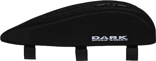 Dark Speed Works Speedpack 480 Triathlon Aerodynamic TopTube Pack Bento Box Bag