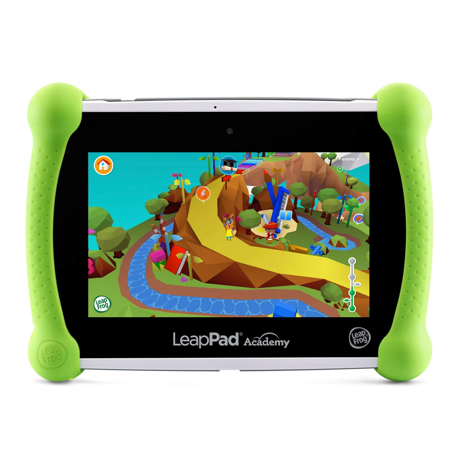 LeapFrog LeapPad Academy Kids' Learning Tablet, Green by LeapFrog (Image #10)