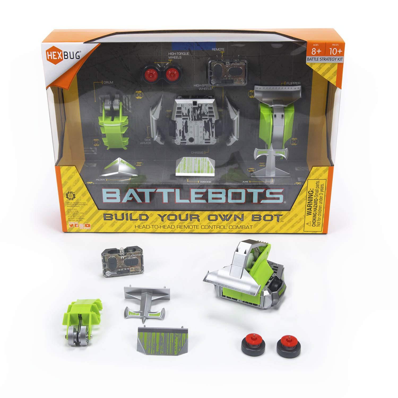 HEXBUG BattleBots Build Your Own Bot - Random Color by HEXBUG (Image #3)