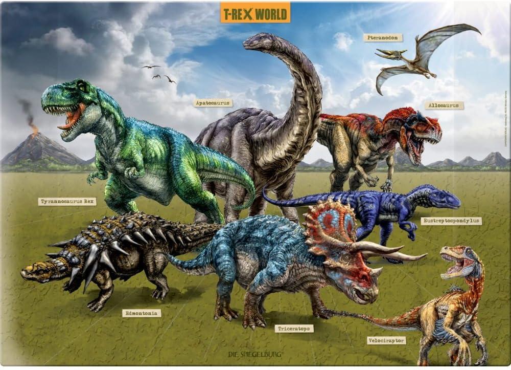 Spiegelburg 14566 Vade Protector Escritorio Infantil Dinosaurios T ...