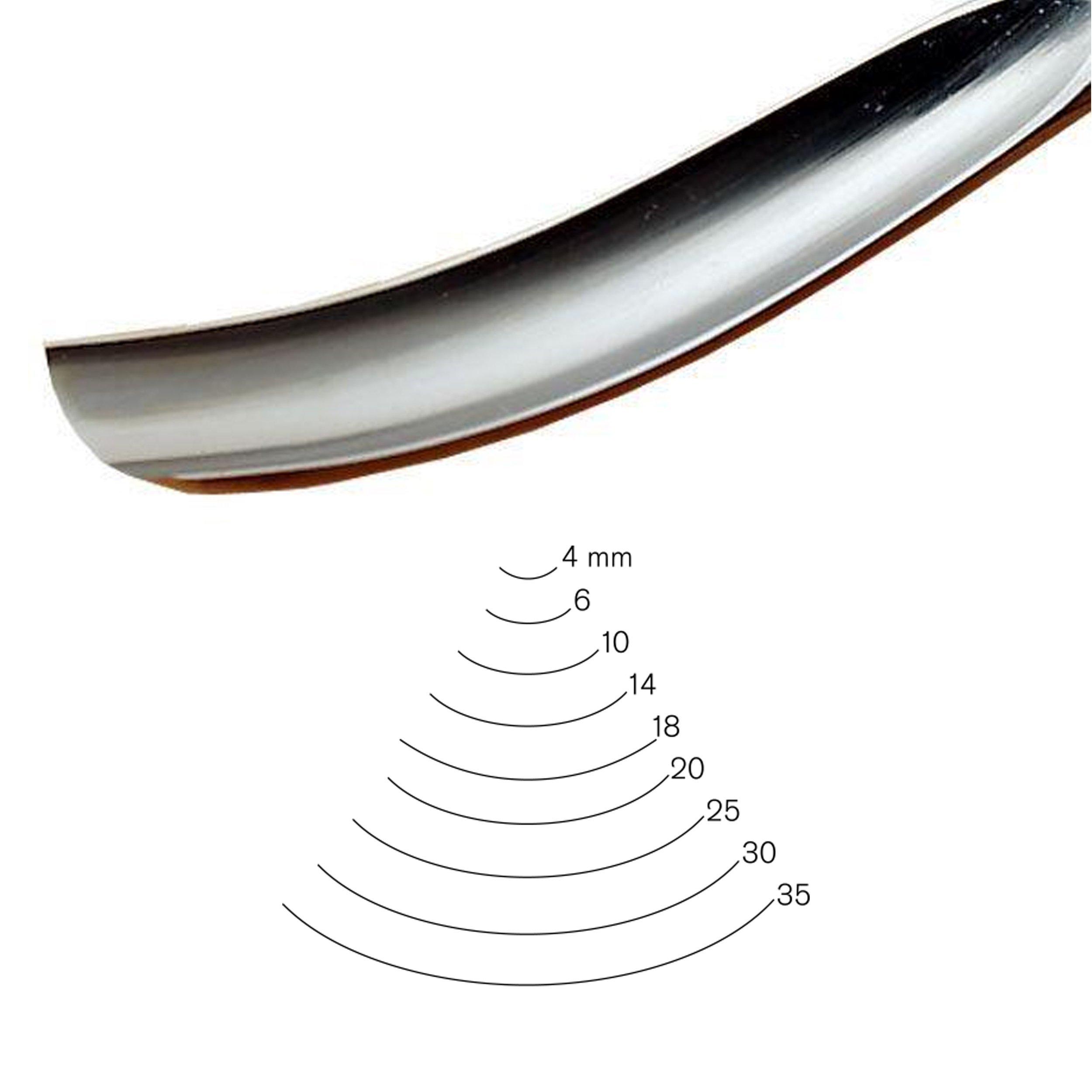 PFEIL''Swiss Made'' 25mm # 7 Sweep Bent Gouge