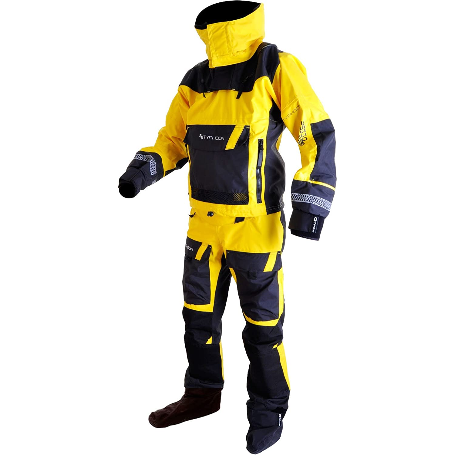 Amazon.com : Typhoon PS330 Xtreme Drysuit Limited Edition ...