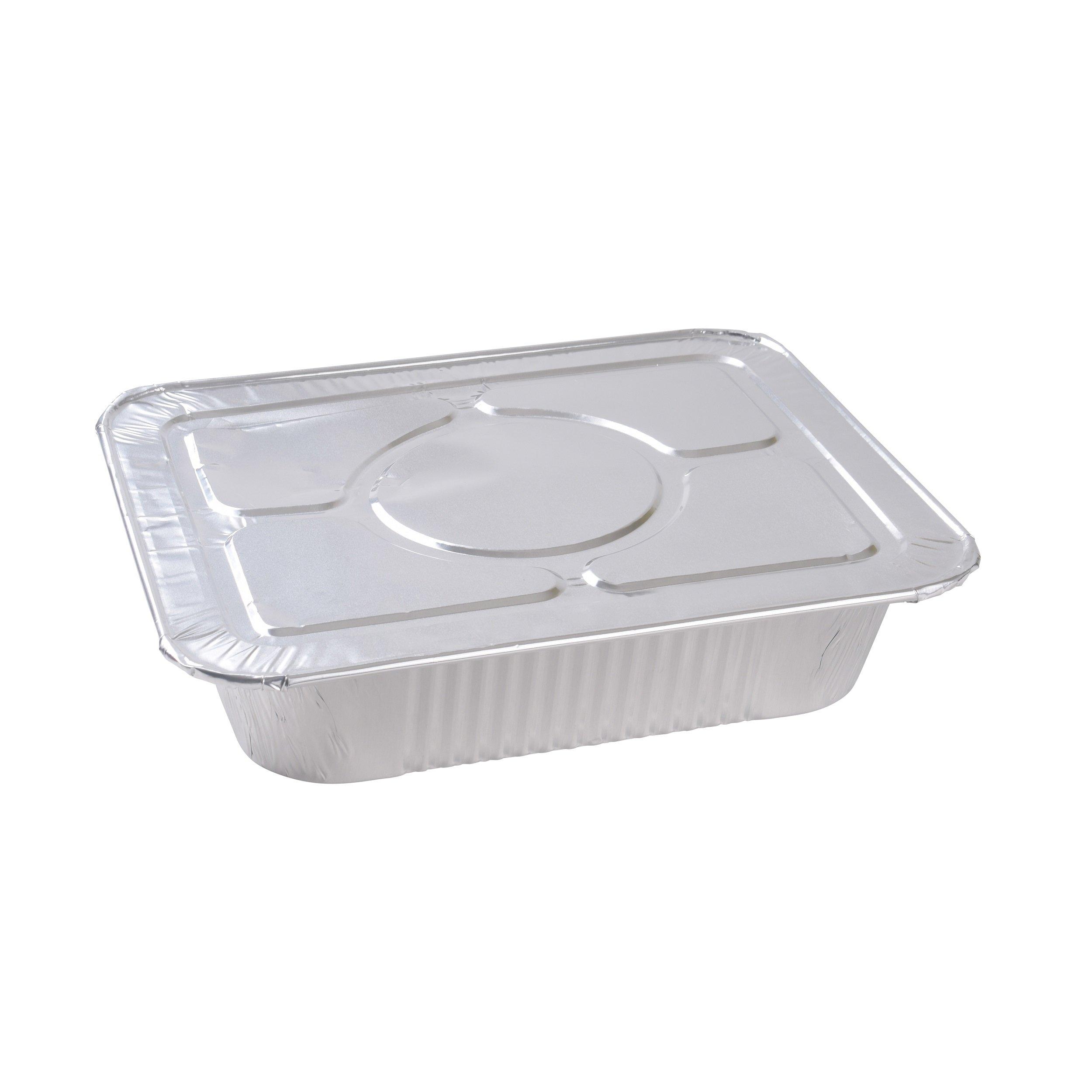 Amazon Com 50 Hdiuk Aluminium Foil Food Containers