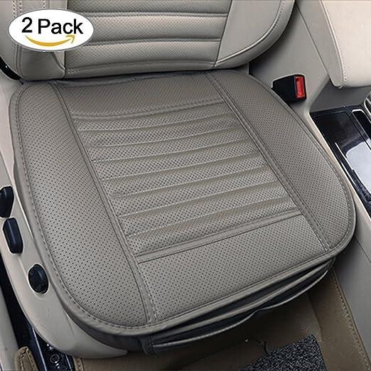 11 opinioni per Ammortizzatore di sede auto, CONMING Traspirante Carbone Seggiolino Auto cuscino