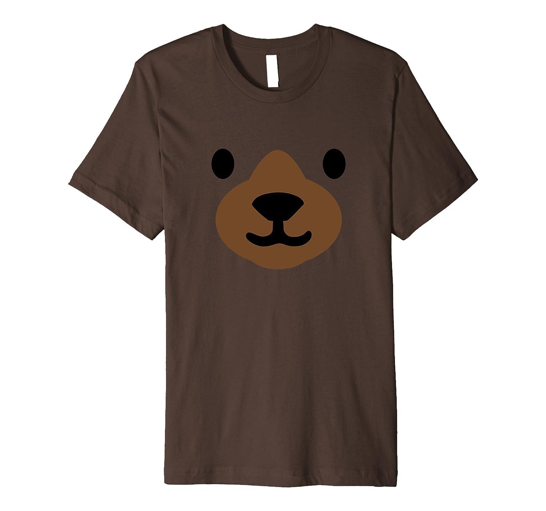 Bear Halloween Costume Premium Shirt Cute Gift-TJ