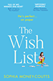 The Wish List: Escape with the most hilarious and feel-good romantic comedy novel of 2020 this Christmas!